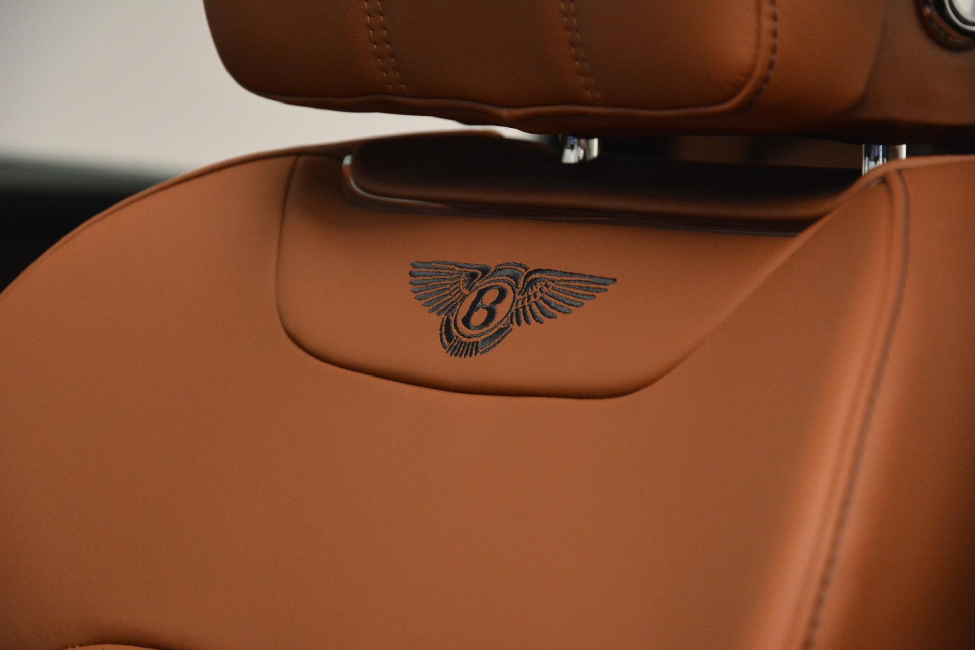 New 2019 Bentley Bentayga V8 For Sale In Westport, CT 2672_p20