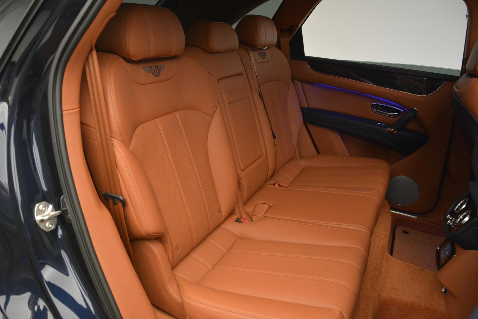 New 2019 Bentley Bentayga V8 For Sale In Westport, CT 2672_p24