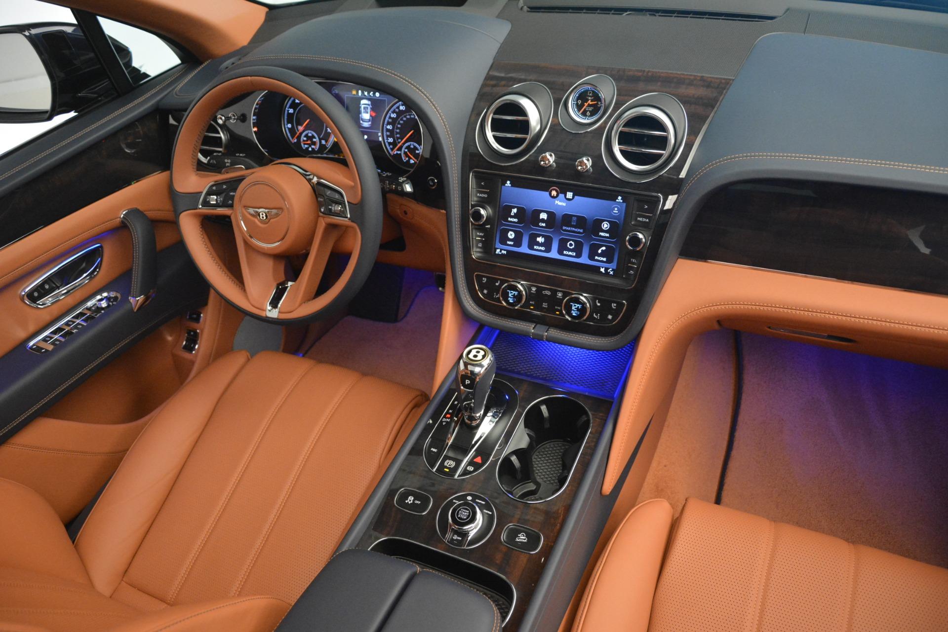 New 2019 Bentley Bentayga V8 For Sale In Westport, CT 2672_p25