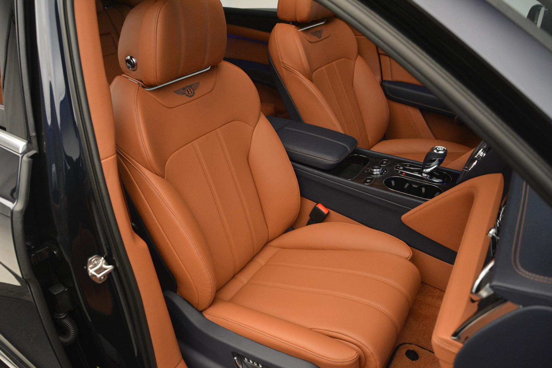 New 2019 Bentley Bentayga V8 For Sale In Westport, CT 2672_p29
