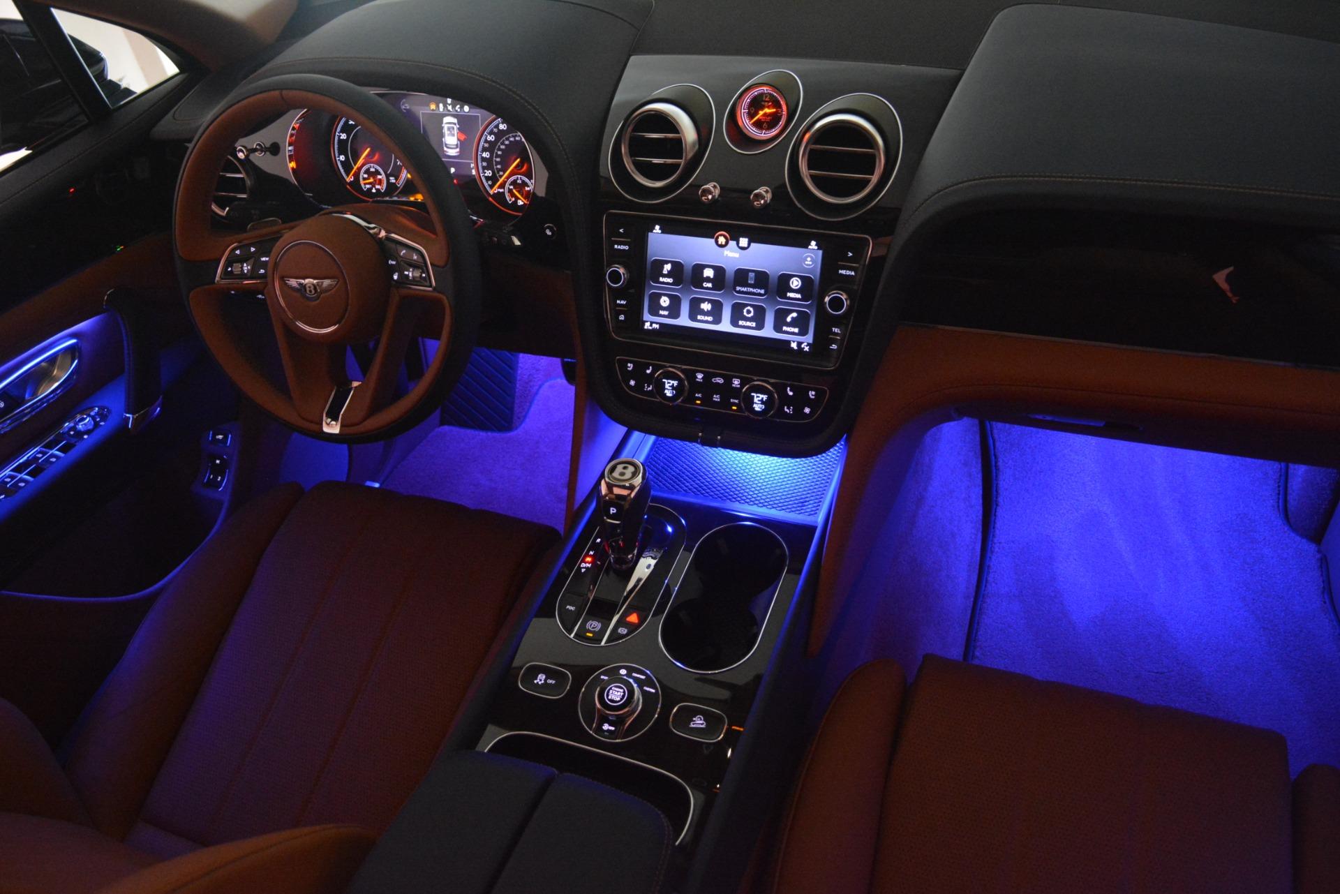 New 2019 Bentley Bentayga V8 For Sale In Westport, CT 2672_p31