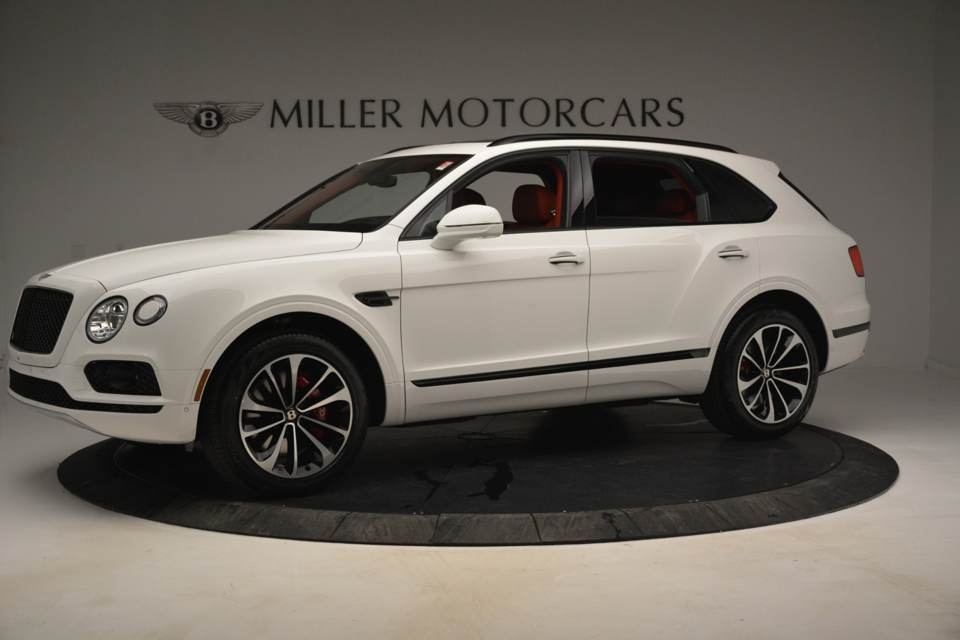 New 2019 Bentley Bentayga V8 For Sale In Westport, CT 2673_p2