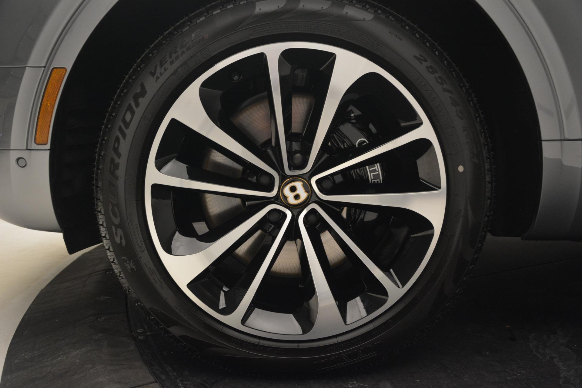 New 2019 Bentley Bentayga V8 For Sale In Westport, CT 2674_p16