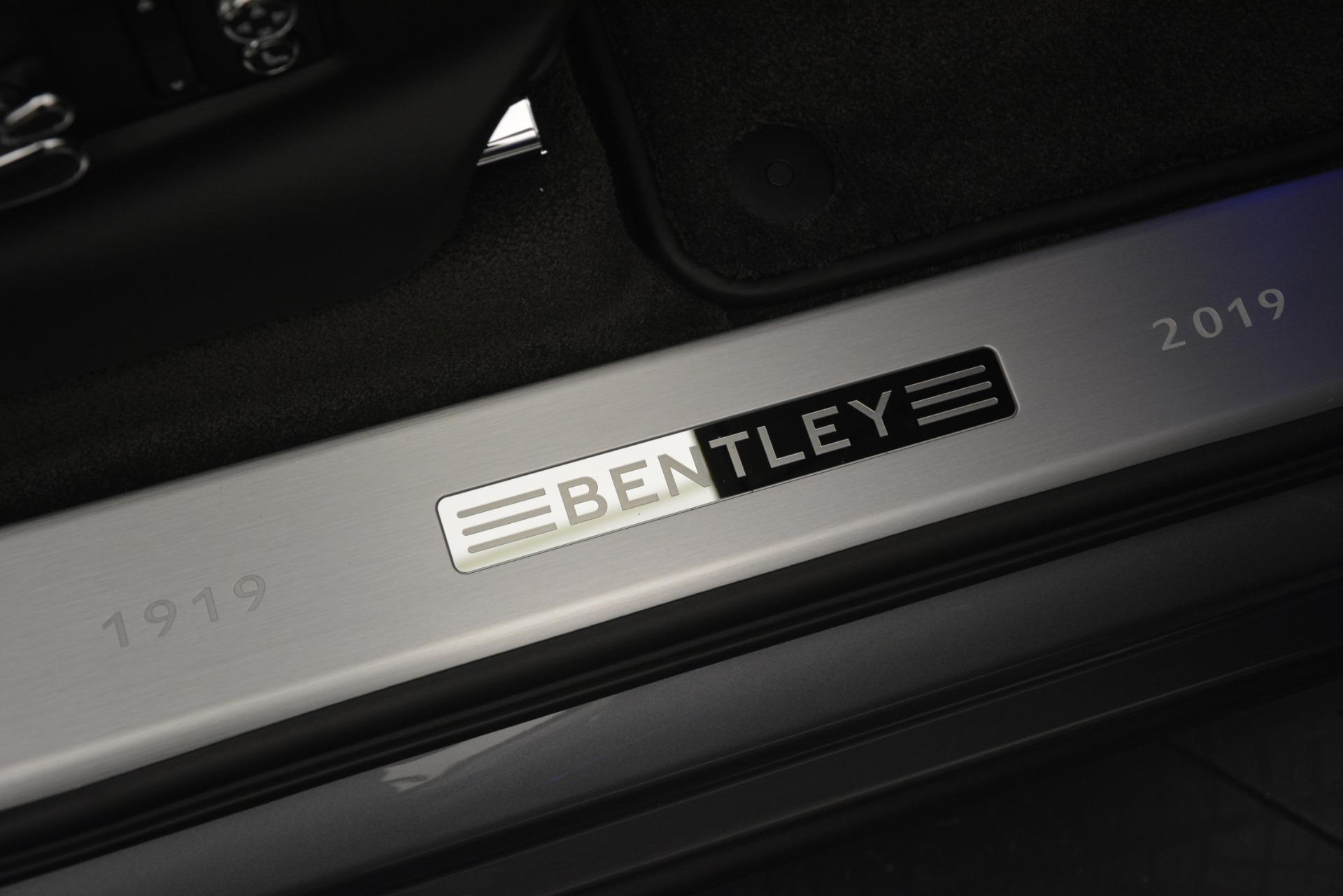 New 2019 Bentley Bentayga V8 For Sale In Westport, CT 2674_p18