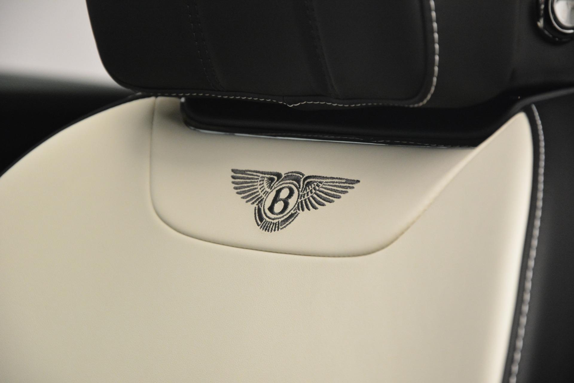New 2019 Bentley Bentayga V8 For Sale In Westport, CT 2674_p22