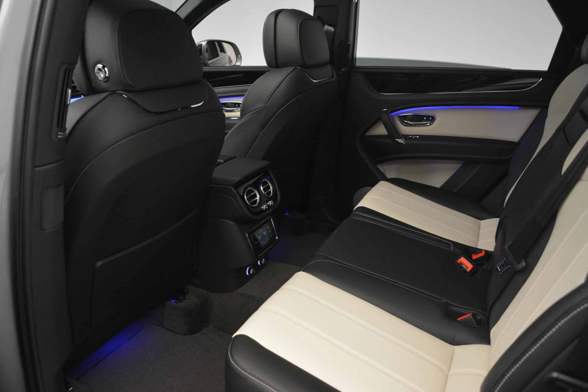 New 2019 Bentley Bentayga V8 For Sale In Westport, CT 2674_p25