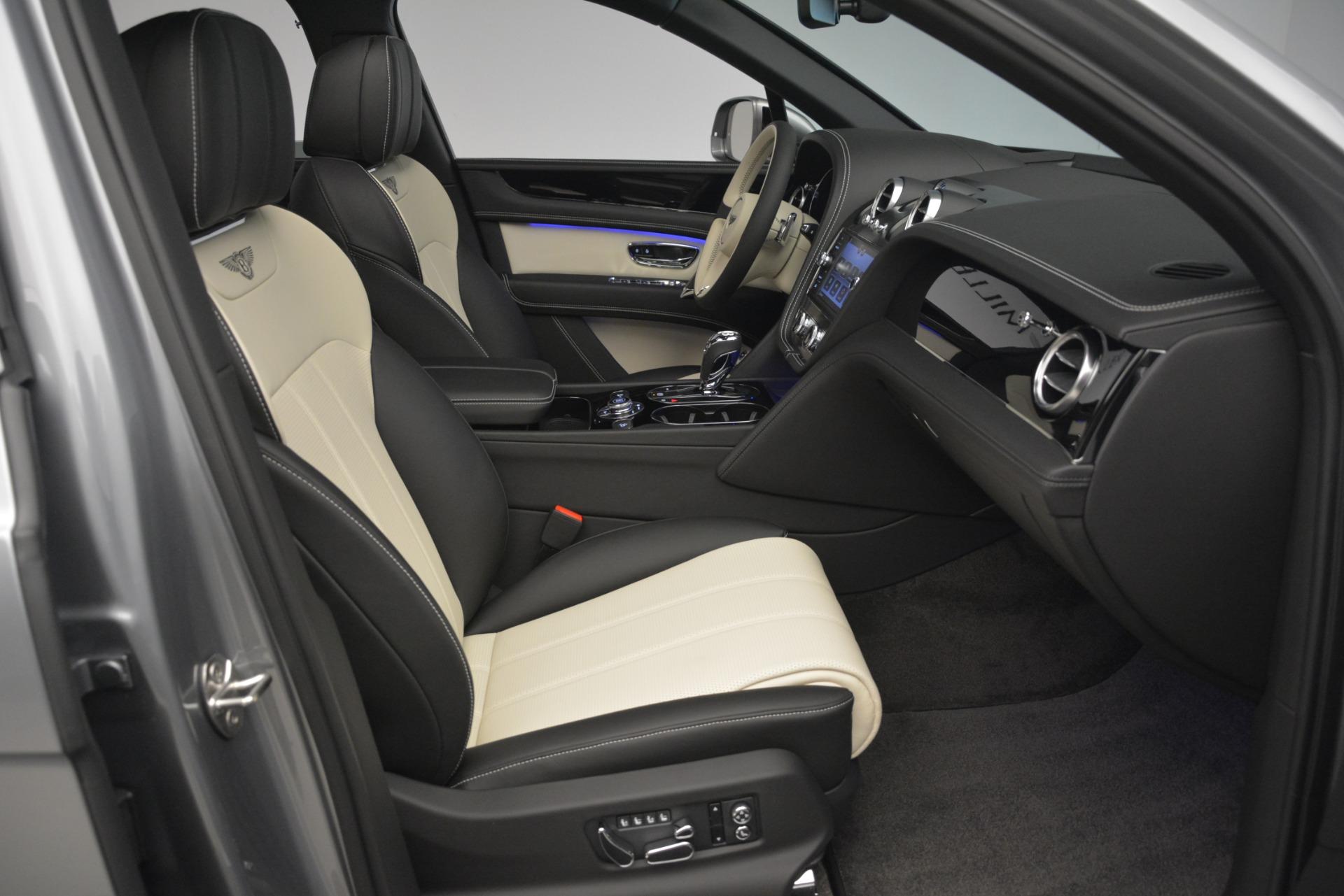 New 2019 Bentley Bentayga V8 For Sale In Westport, CT 2674_p28