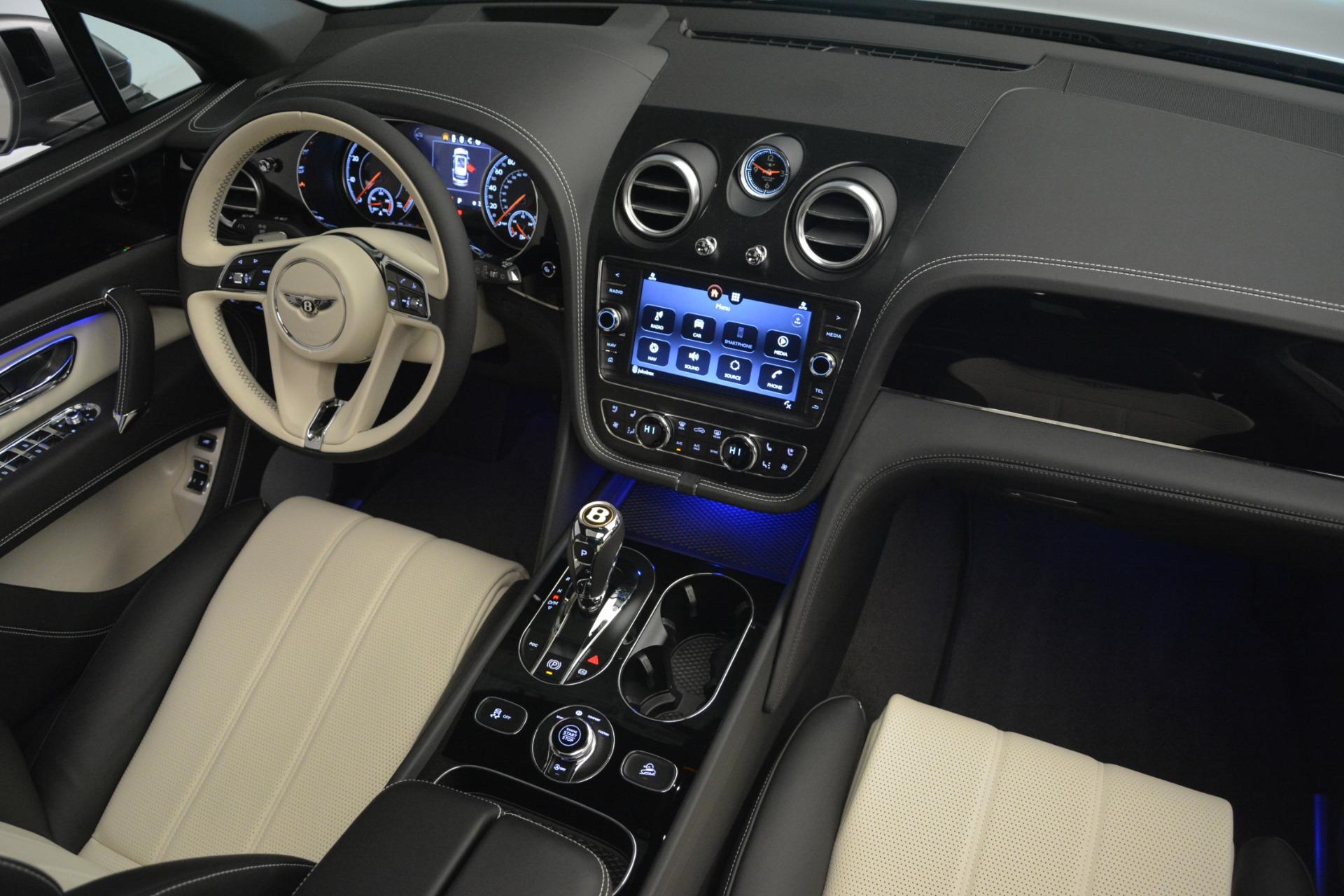 New 2019 Bentley Bentayga V8 For Sale In Westport, CT 2674_p30
