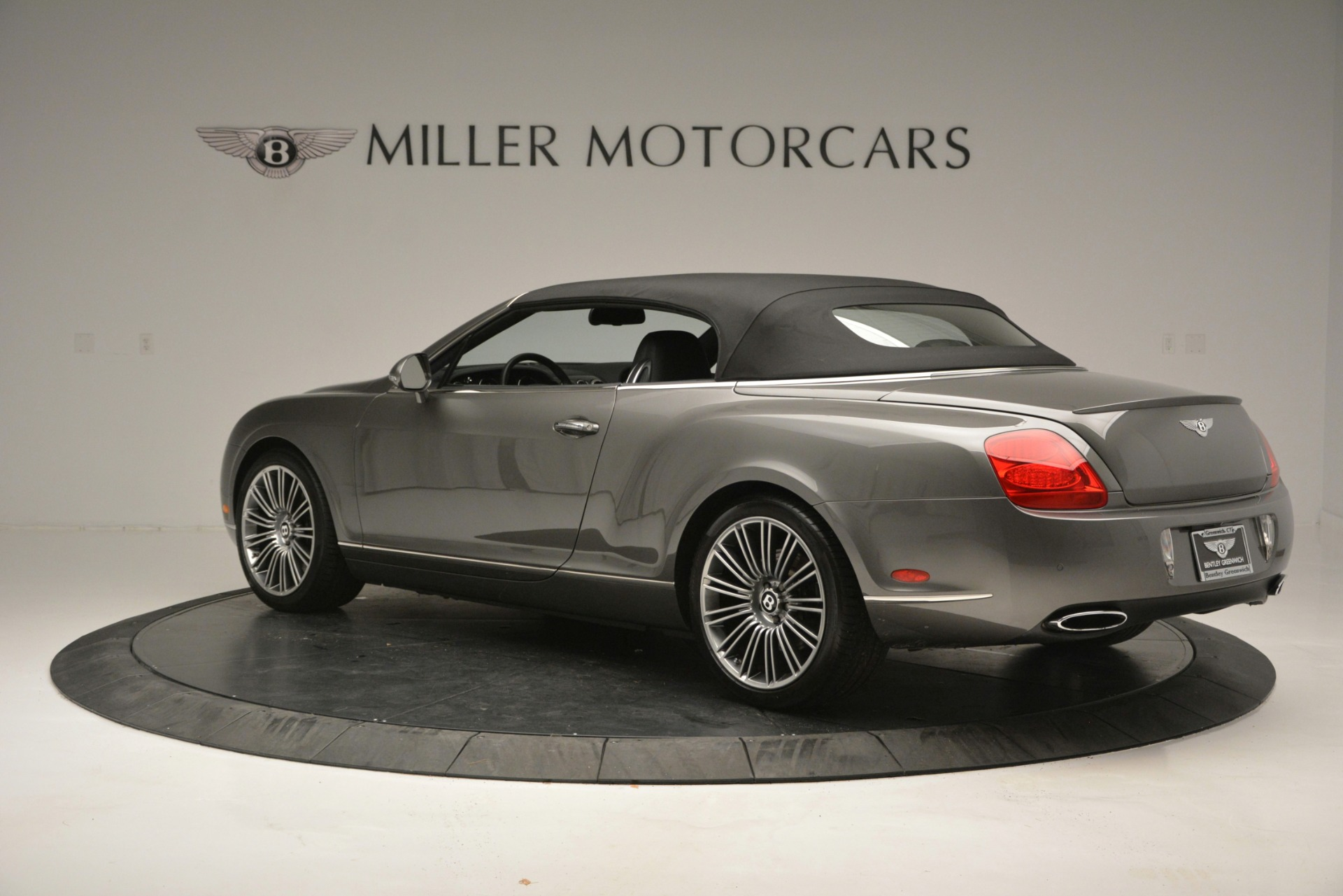 Used 2010 Bentley Continental GT Speed For Sale In Westport, CT 2677_p13