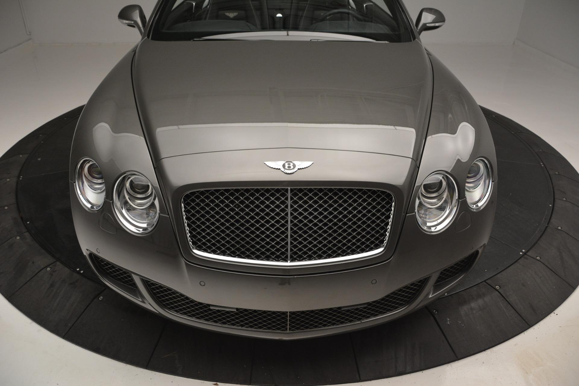 Used 2010 Bentley Continental GT Speed For Sale In Westport, CT 2677_p18