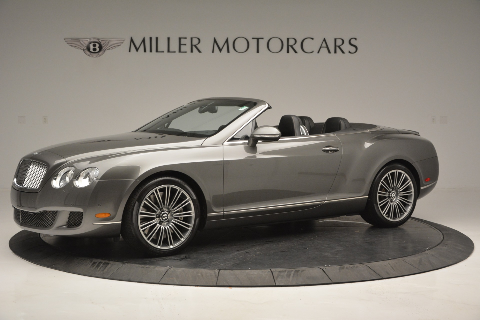 Used 2010 Bentley Continental GT Speed For Sale In Westport, CT 2677_p2