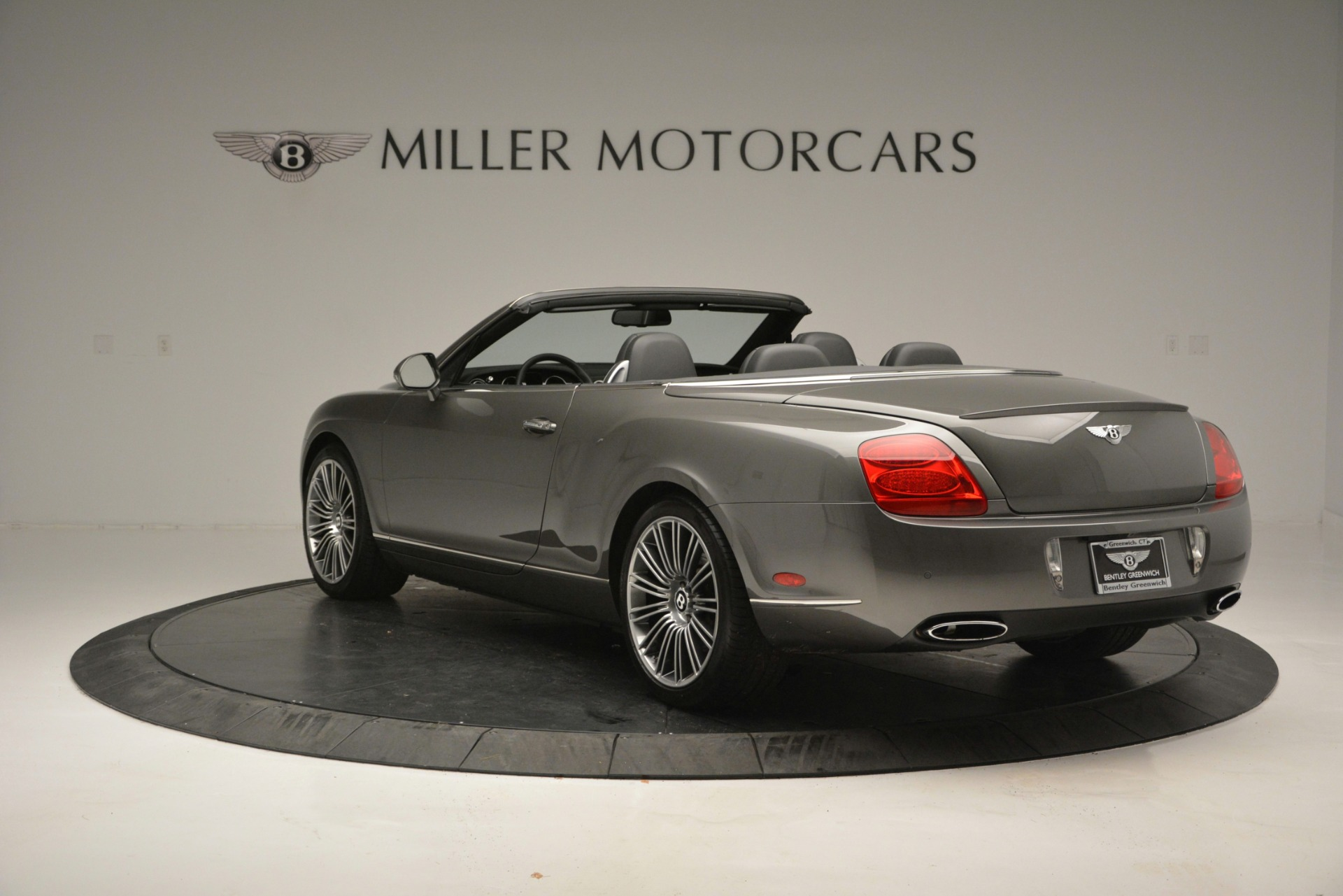 Used 2010 Bentley Continental GT Speed For Sale In Westport, CT 2677_p4