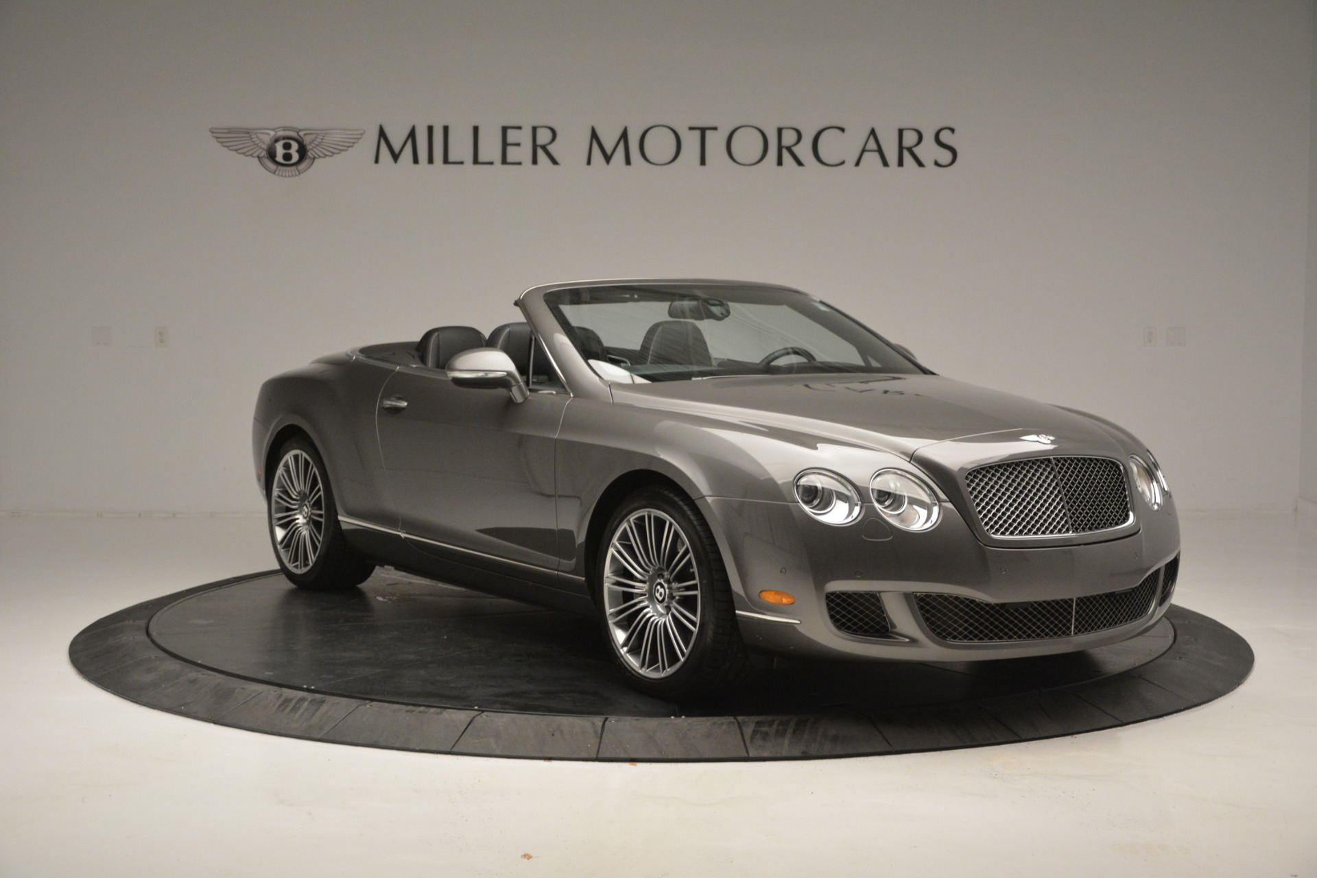 Used 2010 Bentley Continental GT Speed For Sale In Westport, CT 2677_p9
