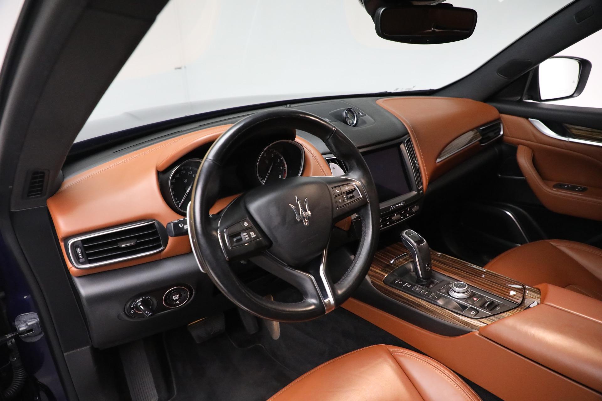New 2019 Maserati Levante Q4 GranLusso For Sale In Westport, CT 2678_p13