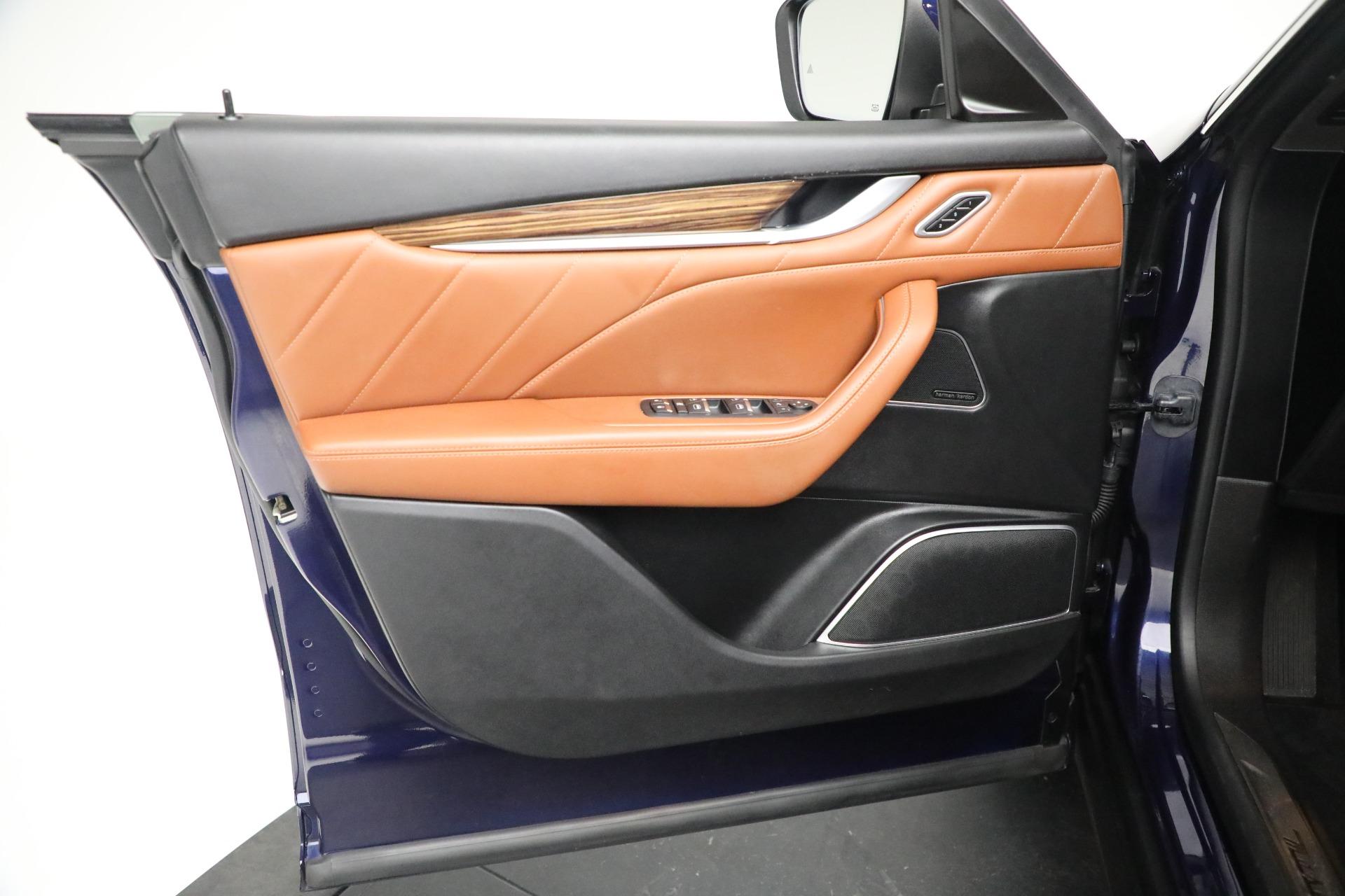 New 2019 Maserati Levante Q4 GranLusso For Sale In Westport, CT 2678_p17