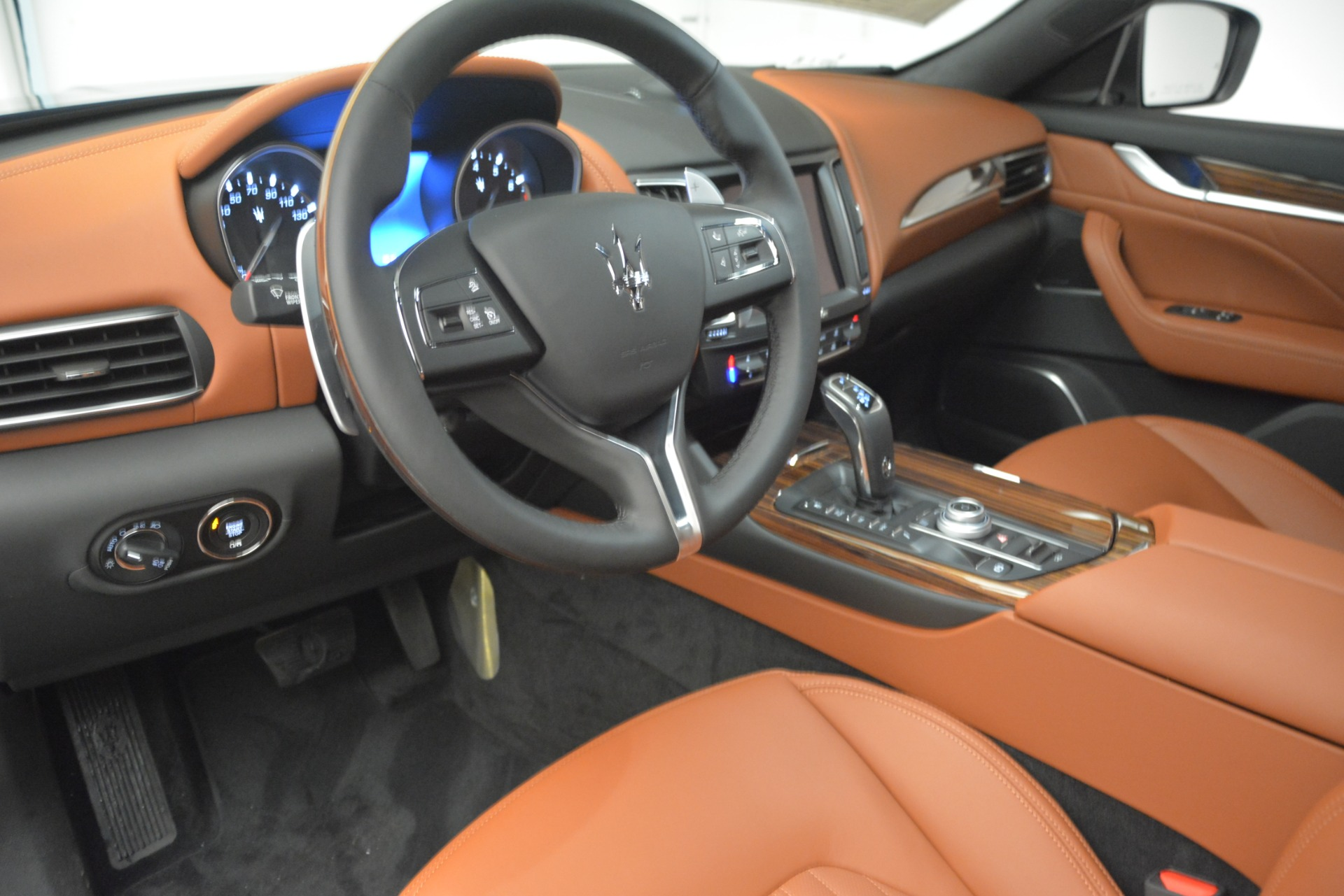 New 2019 Maserati Levante Q4 GranLusso For Sale In Westport, CT 2678_p20