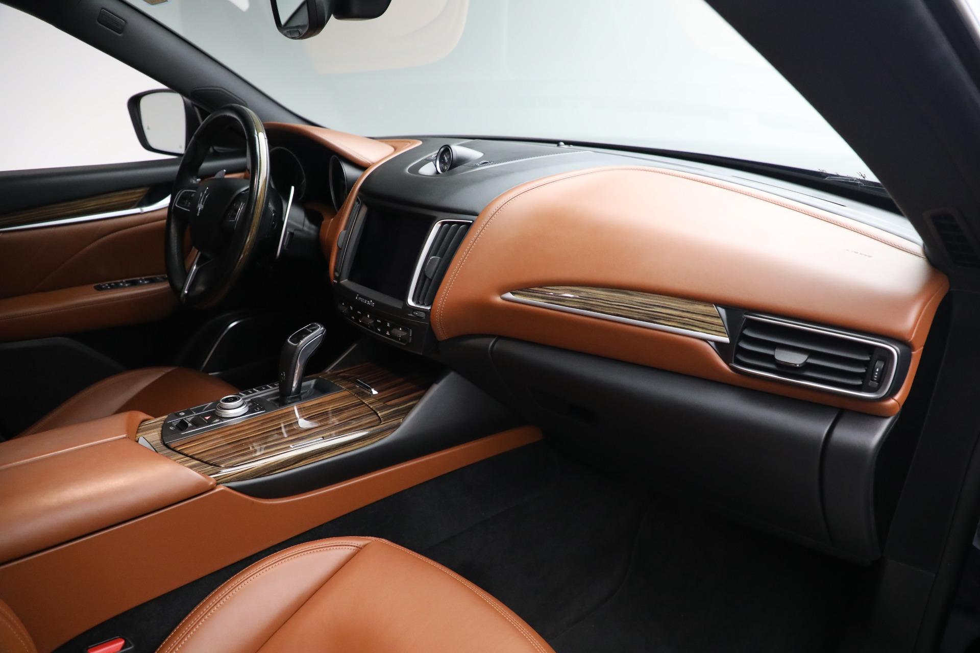 New 2019 Maserati Levante Q4 GranLusso For Sale In Westport, CT 2678_p23