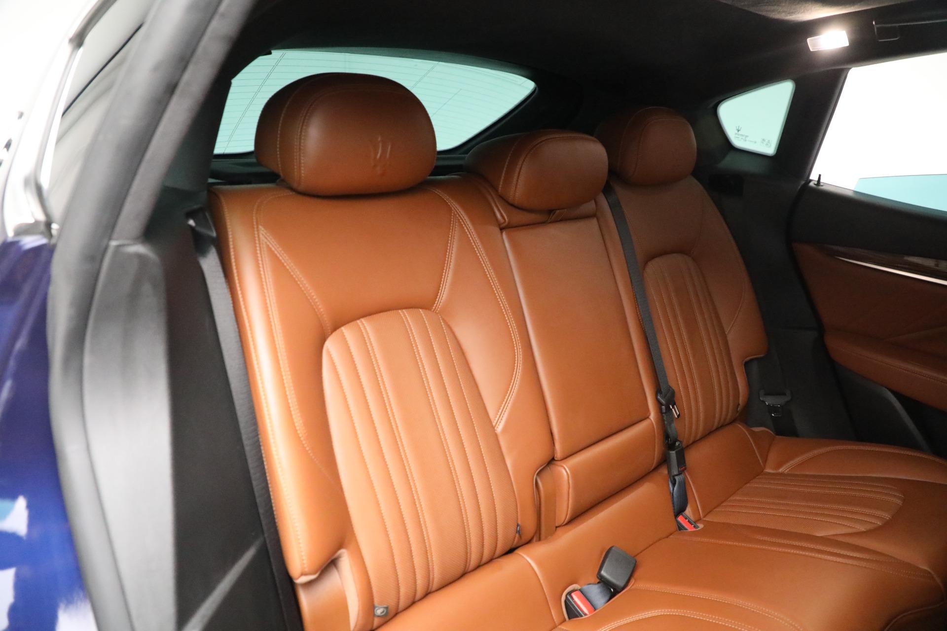 New 2019 Maserati Levante Q4 GranLusso For Sale In Westport, CT 2678_p25