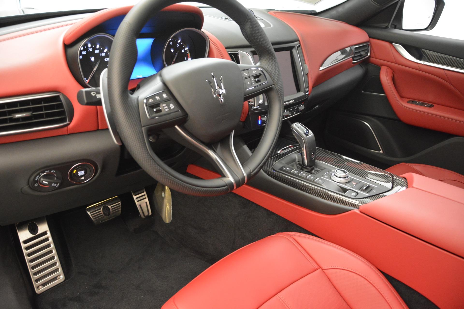 New 2019 Maserati Levante S Q4 GranSport For Sale In Westport, CT 2679_p13