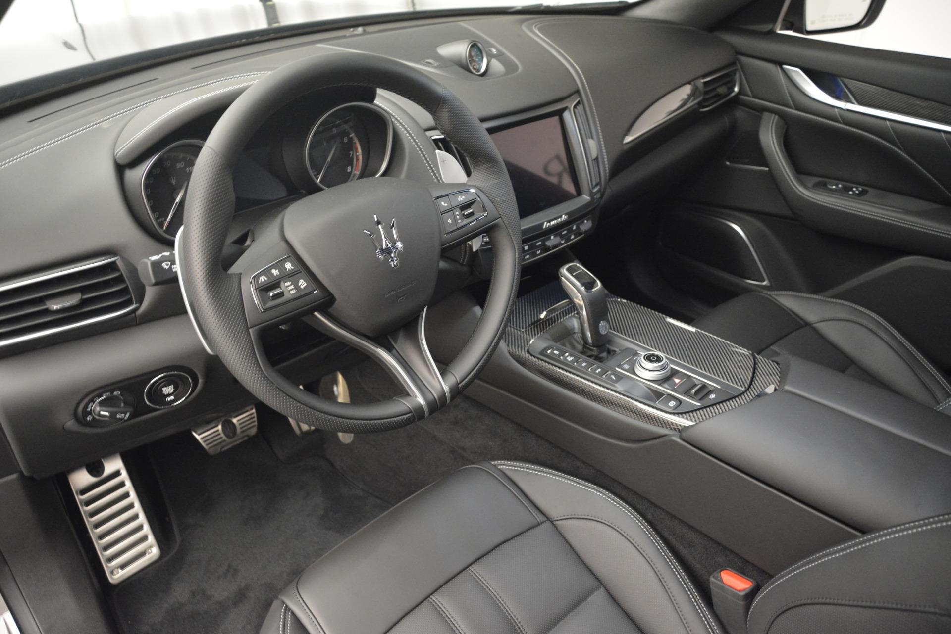 New 2019 Maserati Levante S Q4 GranSport For Sale In Westport, CT 2680_p14