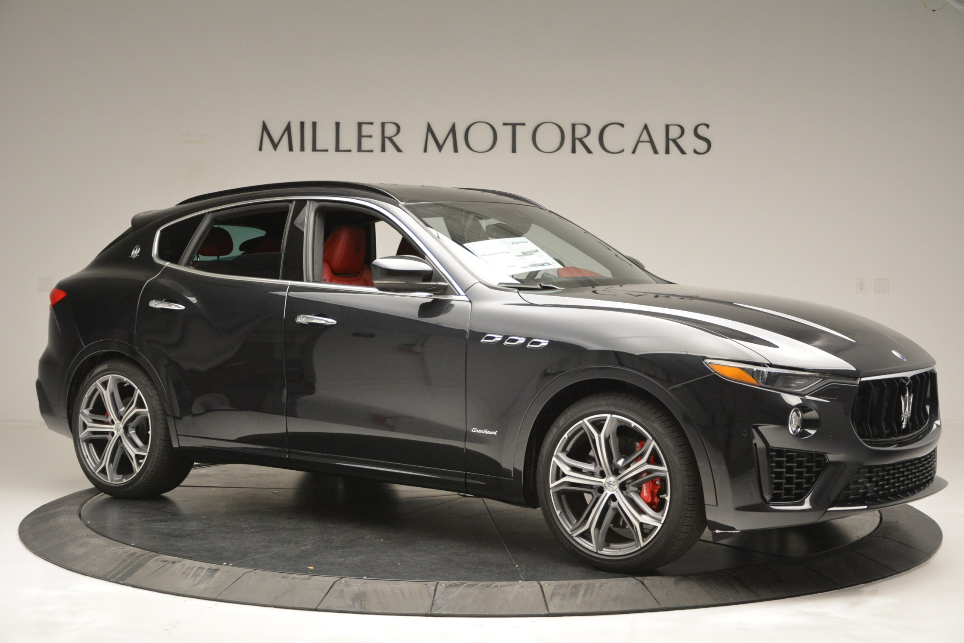 New 2019 Maserati Levante S Q4 GranSport For Sale In Westport, CT 2683_p10