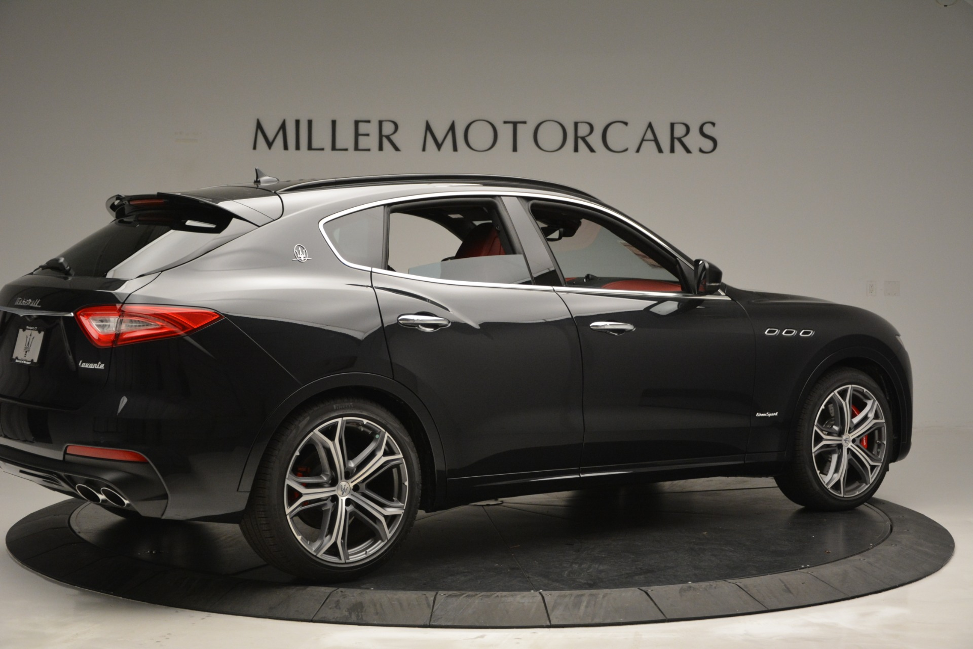 New 2019 Maserati Levante S Q4 GranSport For Sale In Westport, CT 2683_p8
