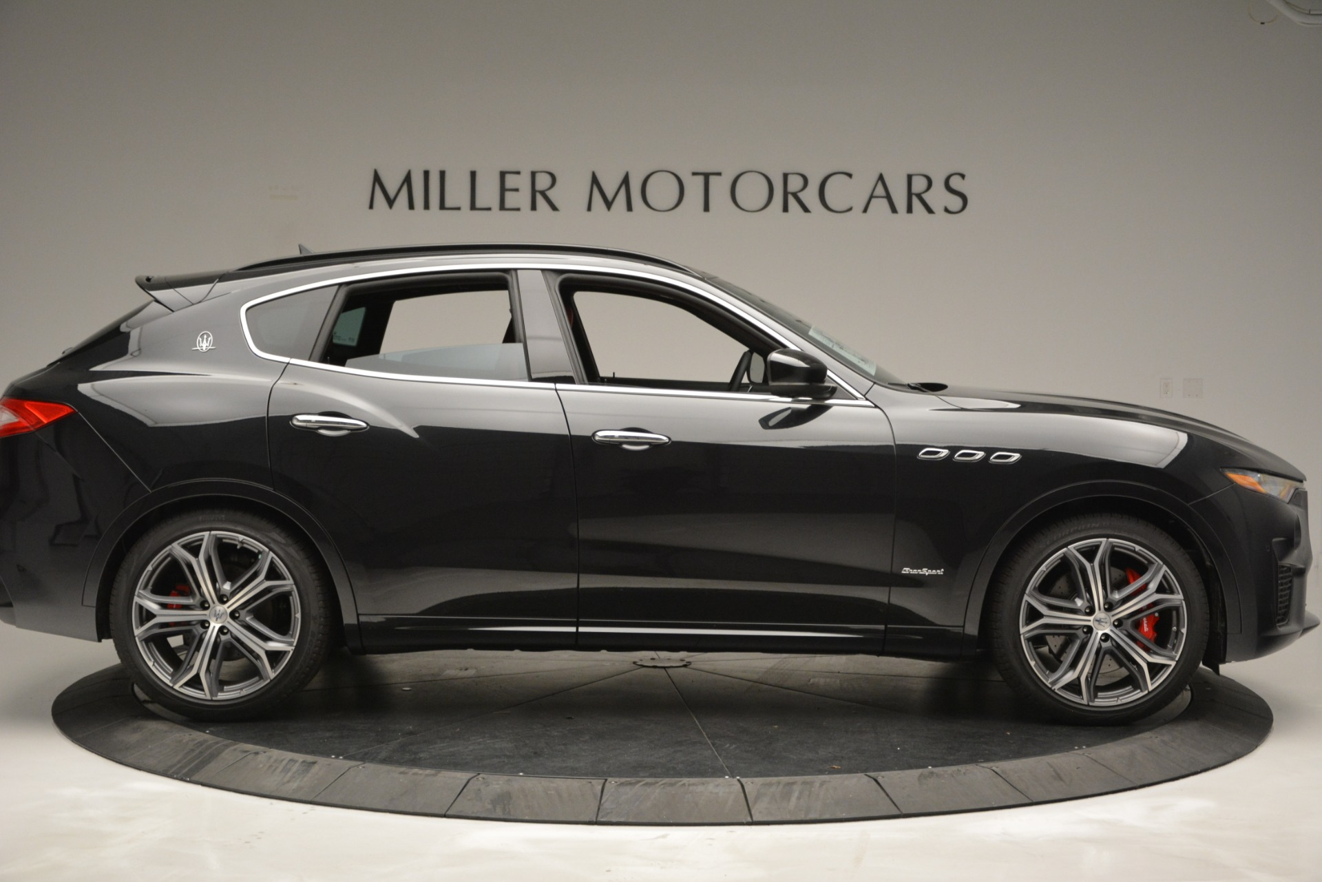 New 2019 Maserati Levante S Q4 GranSport For Sale In Westport, CT 2683_p9