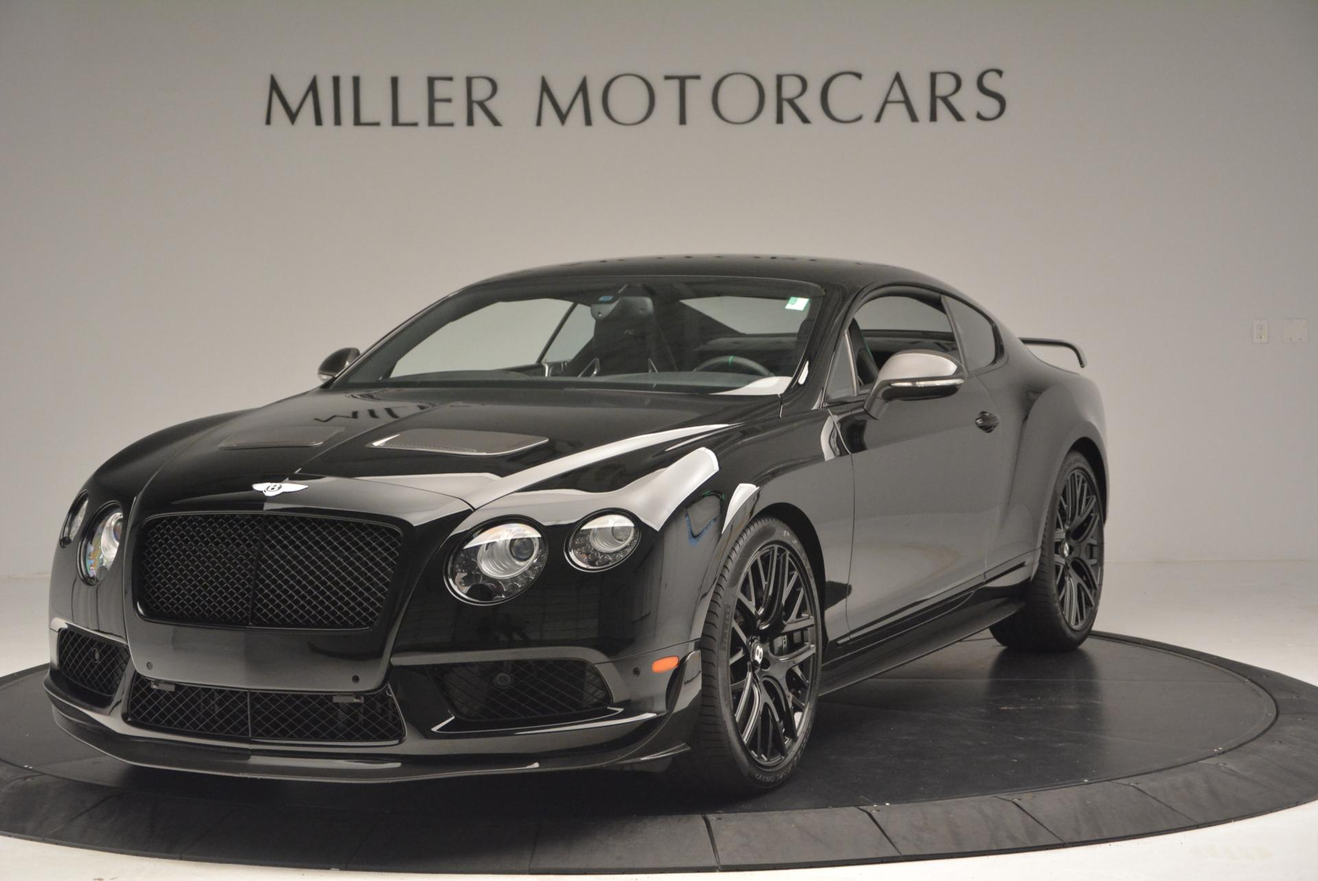 Used 2015 Bentley Continental GT GT3-R For Sale In Westport, CT