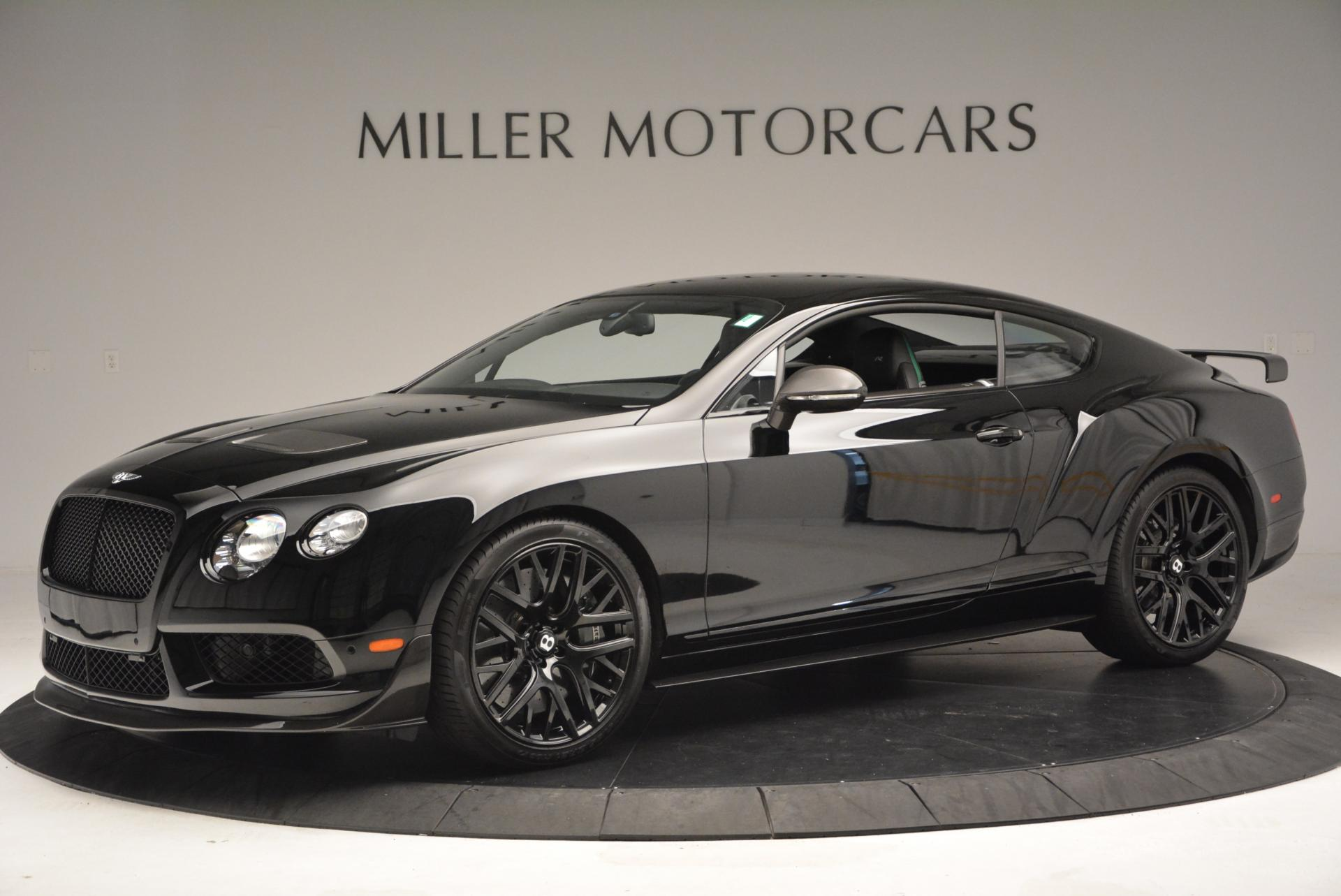 Used 2015 Bentley Continental GT GT3-R For Sale In Westport, CT 27_p2