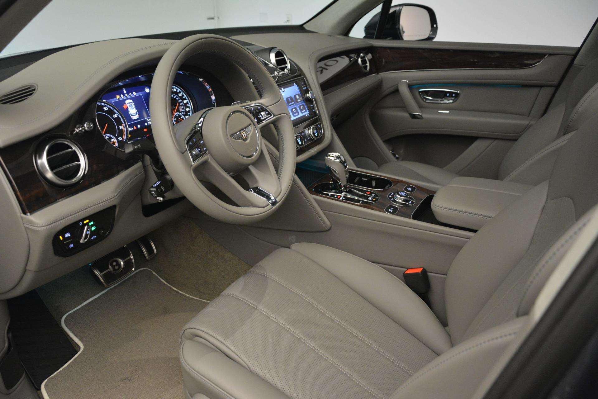 New 2019 Bentley Bentayga V8 For Sale In Westport, CT 2700_p18