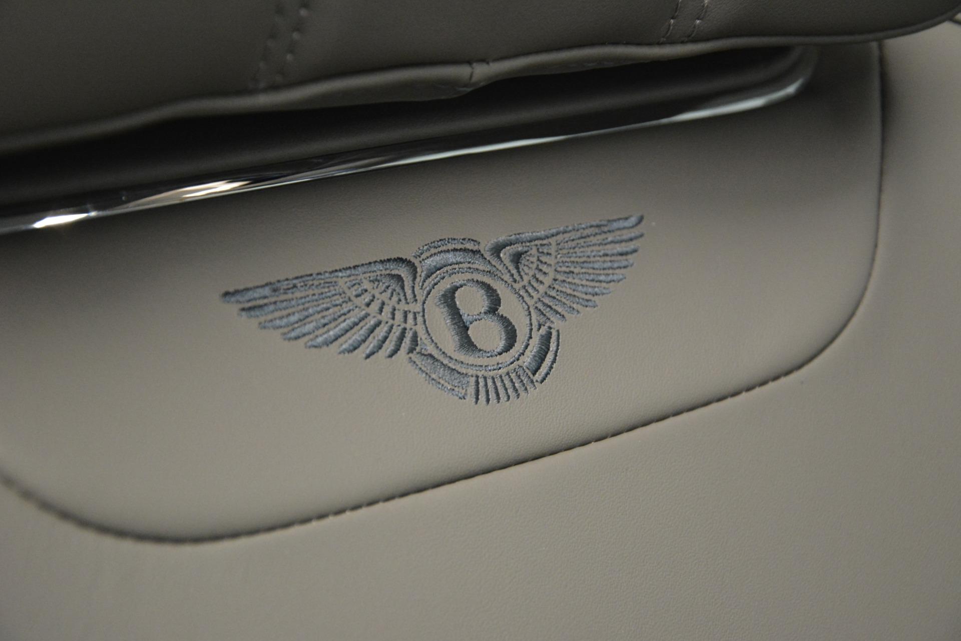 New 2019 Bentley Bentayga V8 For Sale In Westport, CT 2700_p21
