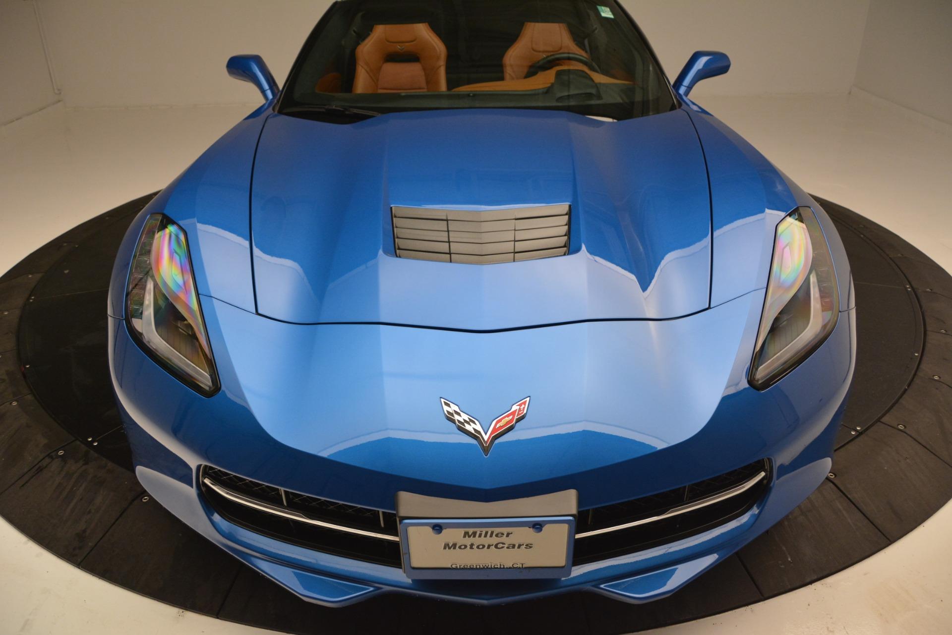 Used 2014 Chevrolet Corvette Stingray Z51 For Sale In Westport, CT 2703_p15