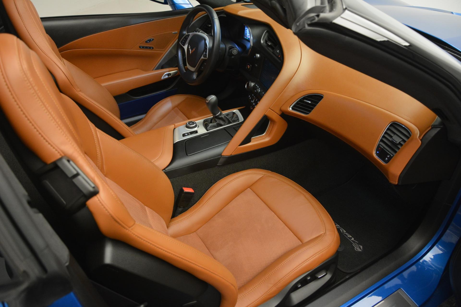 Used 2014 Chevrolet Corvette Stingray Z51 For Sale In Westport, CT 2703_p25