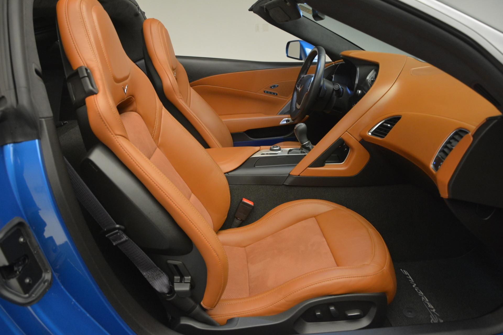 Used 2014 Chevrolet Corvette Stingray Z51 For Sale In Westport, CT 2703_p26