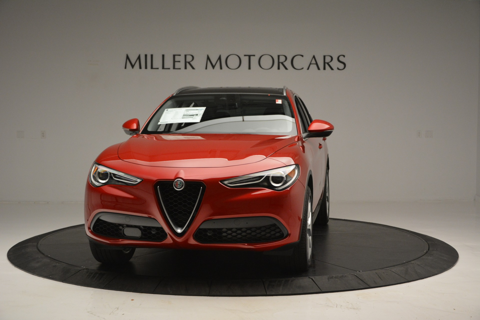 New 2018 Alfa Romeo Stelvio Ti Lusso Q4 For Sale In Westport, CT