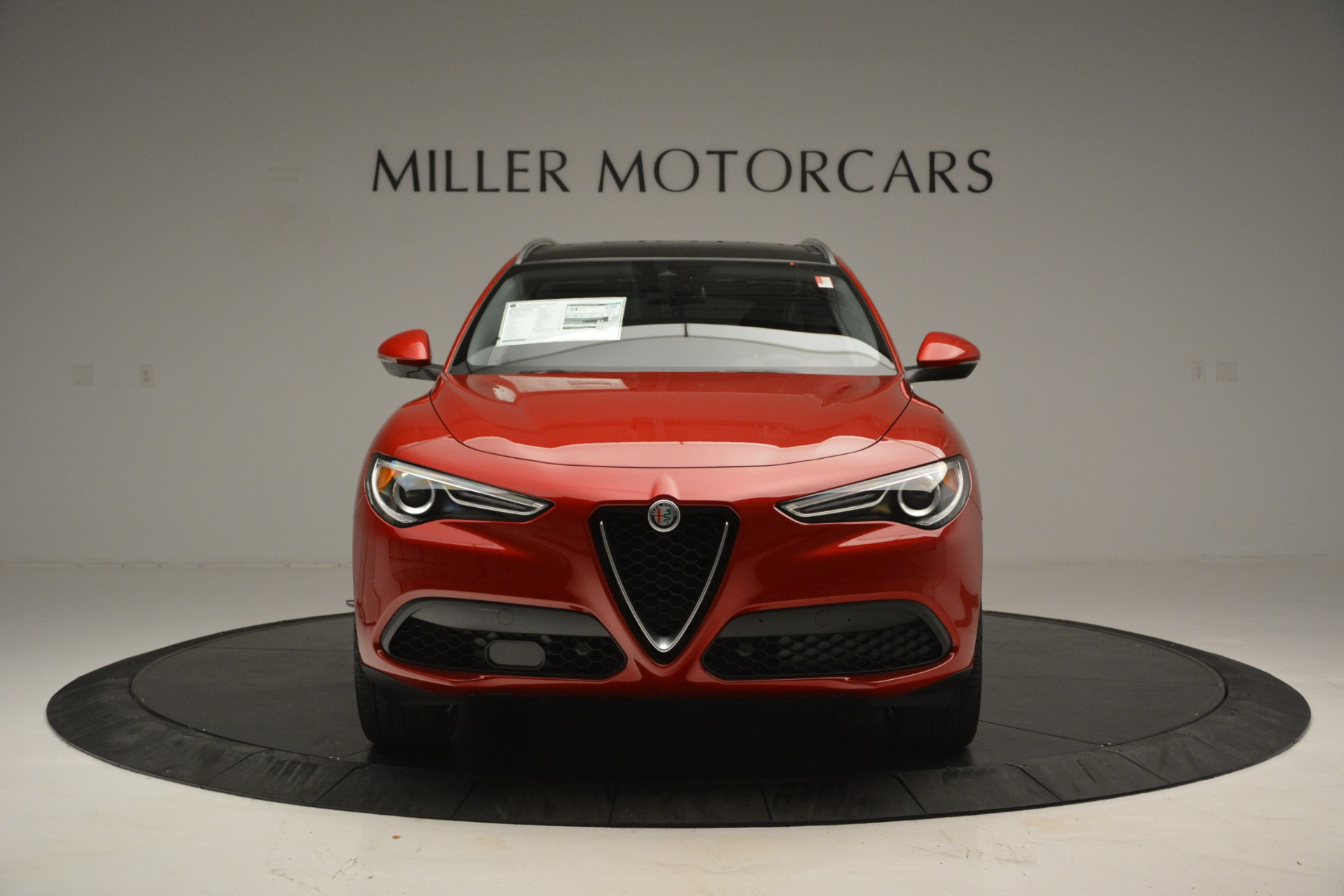New 2018 Alfa Romeo Stelvio Ti Lusso Q4 For Sale In Westport, CT 2704_p12