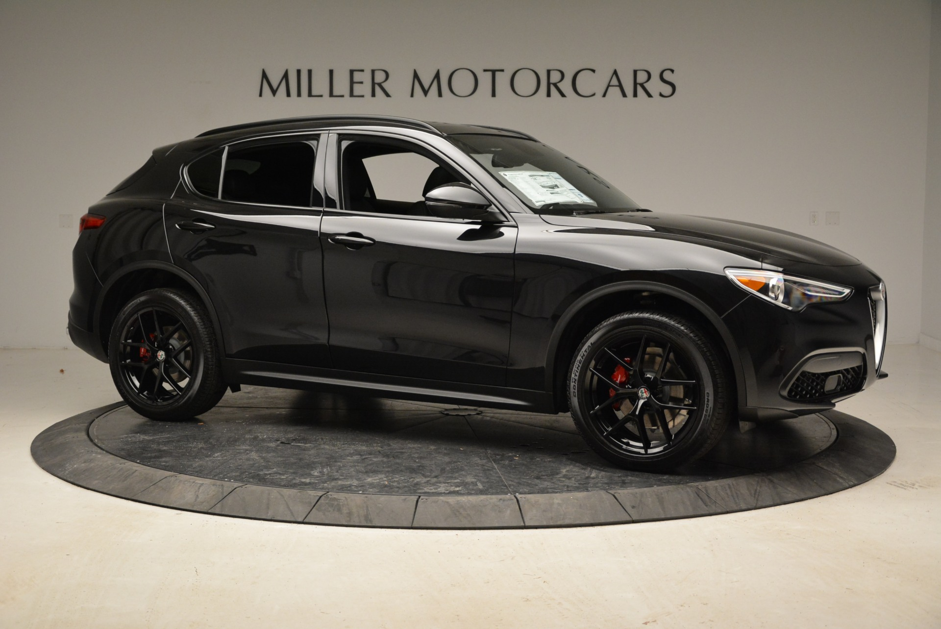 New 2019 Alfa Romeo Stelvio Sport Q4 For Sale In Westport, CT 2705_p10