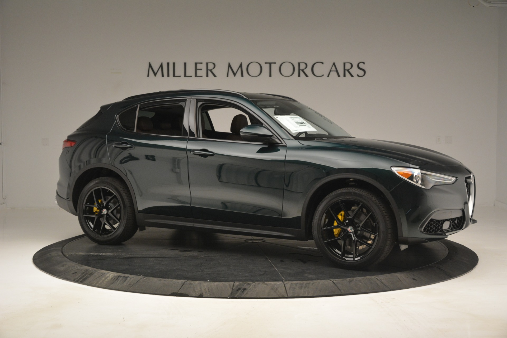 New 2019 Alfa Romeo Stelvio Sport Q4 For Sale In Westport, CT 2709_p10