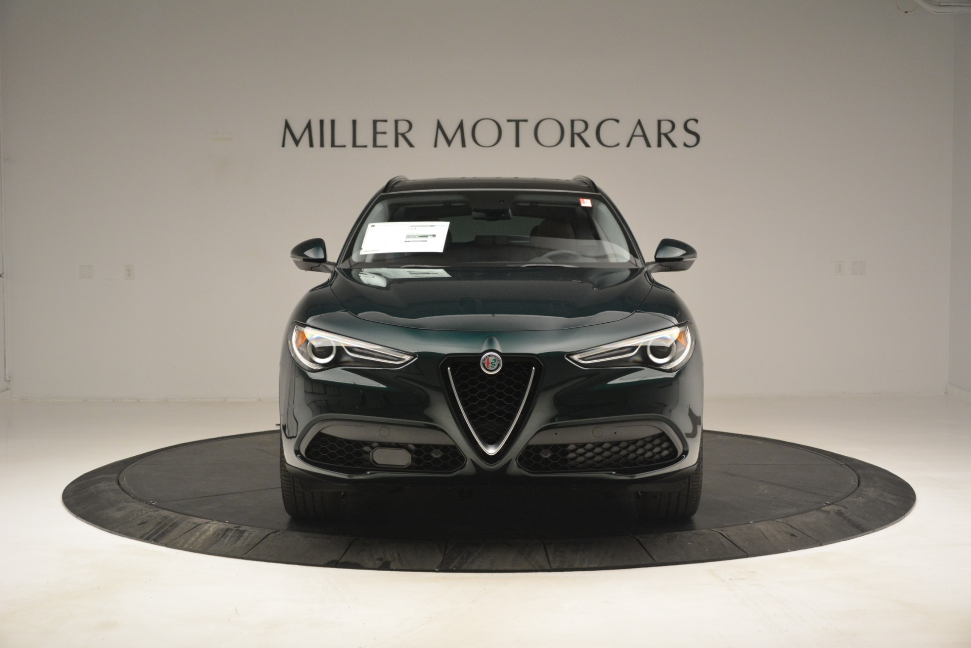 New 2019 Alfa Romeo Stelvio Sport Q4 For Sale In Westport, CT 2709_p12