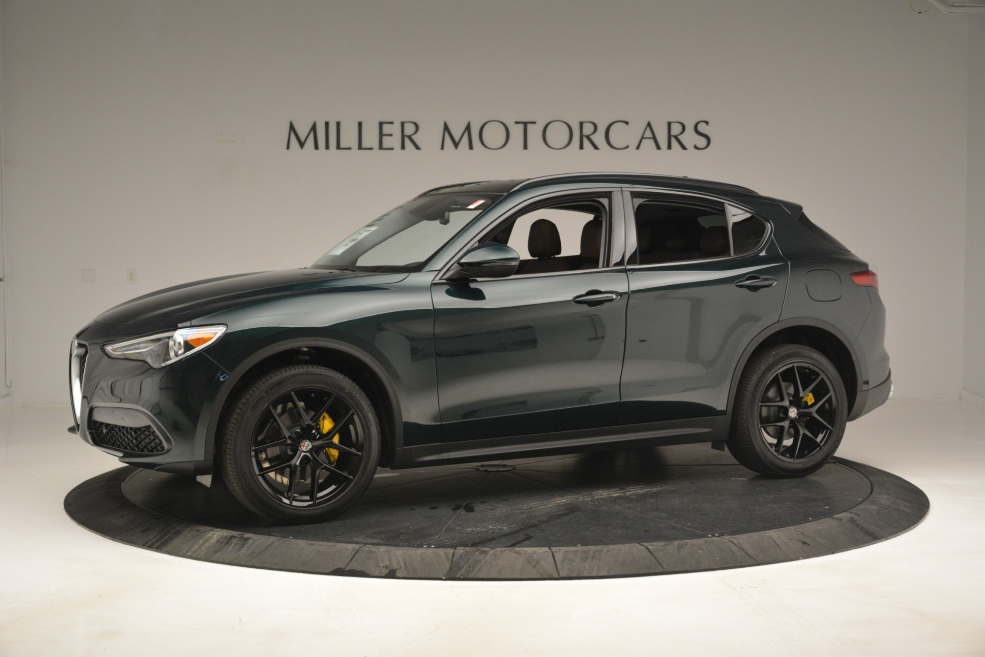 New 2019 Alfa Romeo Stelvio Sport Q4 For Sale In Westport, CT 2709_p2