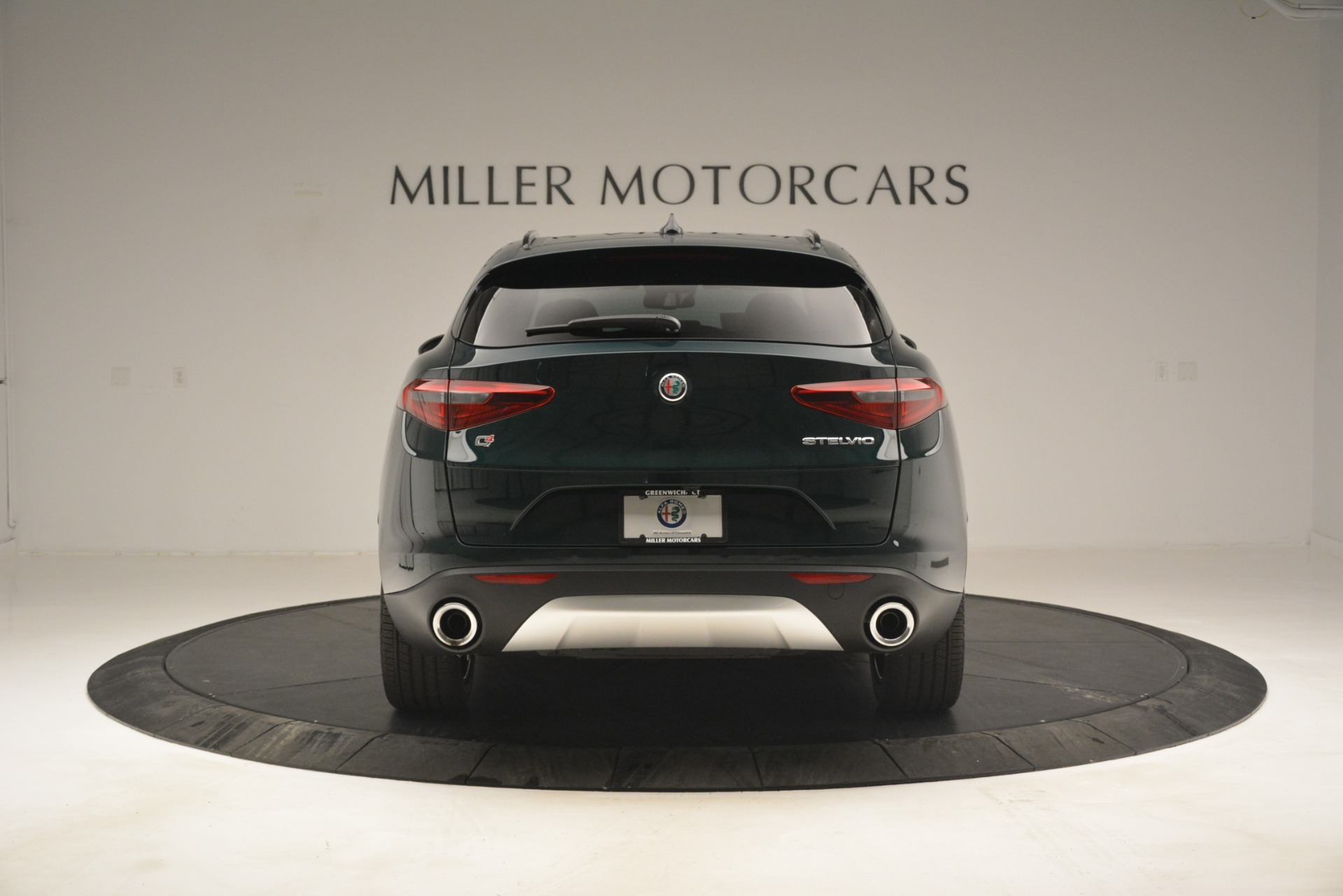 New 2019 Alfa Romeo Stelvio Sport Q4 For Sale In Westport, CT 2709_p6