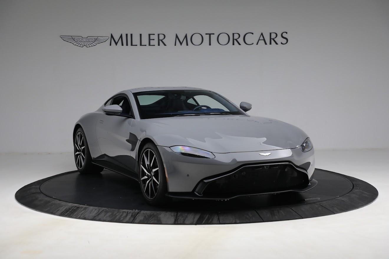New 2019 Aston Martin Vantage  For Sale In Westport, CT 2710_p10