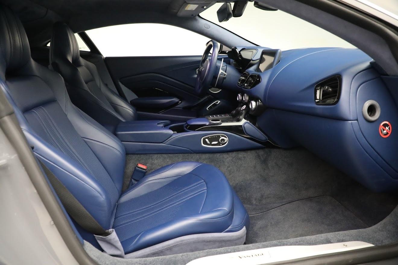 New 2019 Aston Martin Vantage  For Sale In Westport, CT 2710_p19
