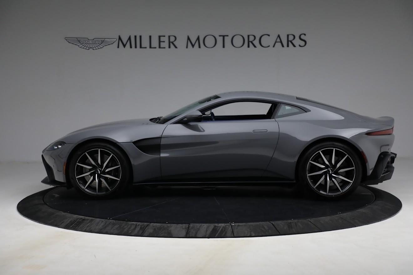 New 2019 Aston Martin Vantage  For Sale In Westport, CT 2710_p2