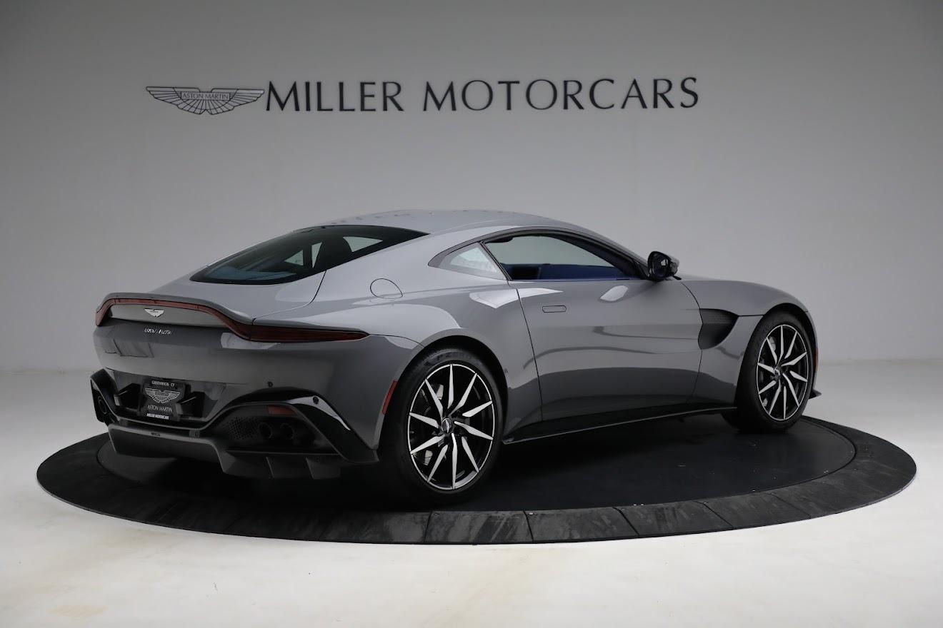 New 2019 Aston Martin Vantage  For Sale In Westport, CT 2710_p7