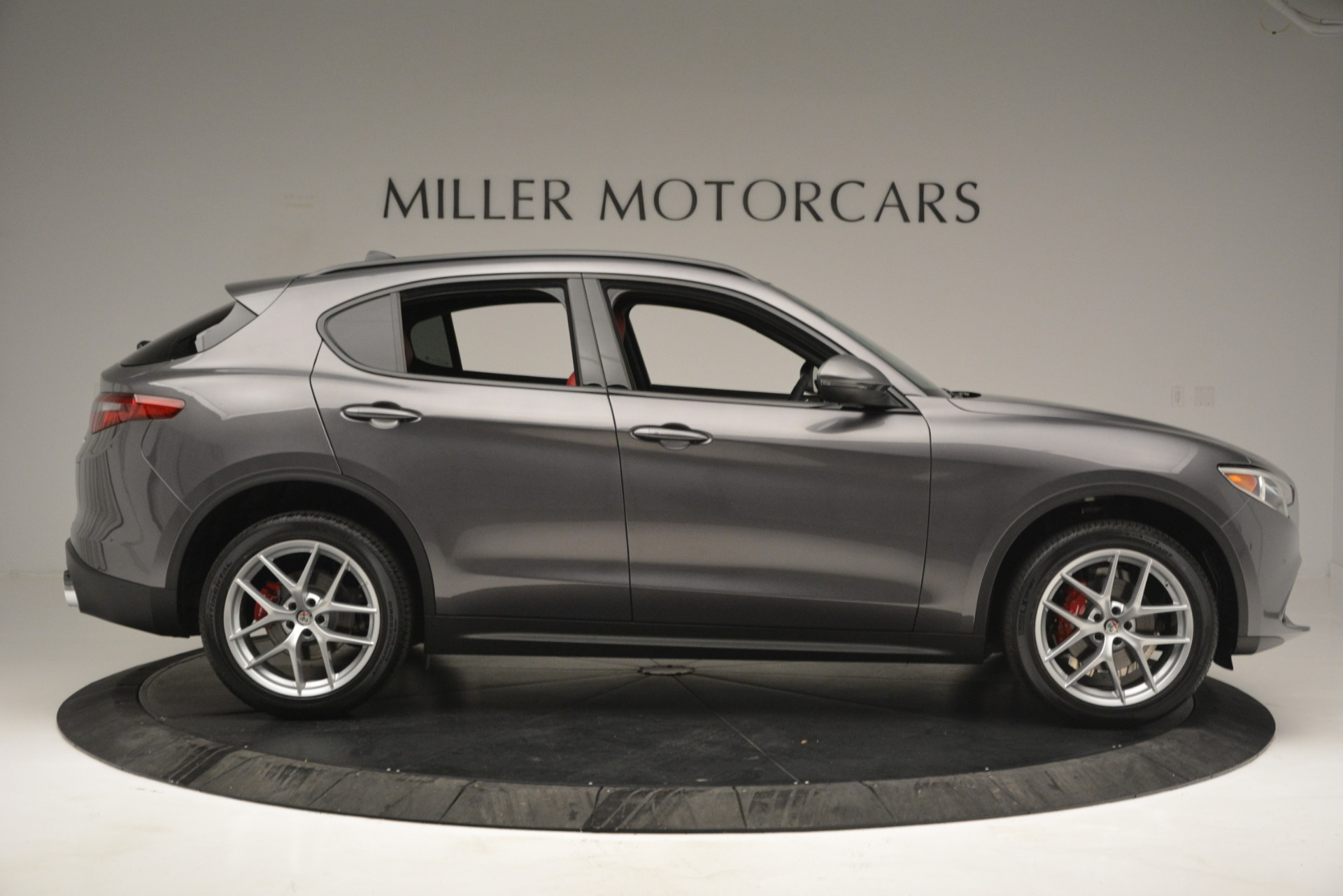 New 2019 Alfa Romeo Stelvio Ti Sport Q4 For Sale In Westport, CT 2711_p9