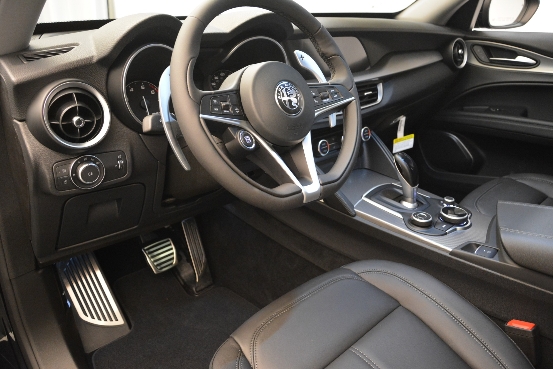 New 2019 Alfa Romeo Stelvio Ti Sport Q4 For Sale In Westport, CT 2714_p13