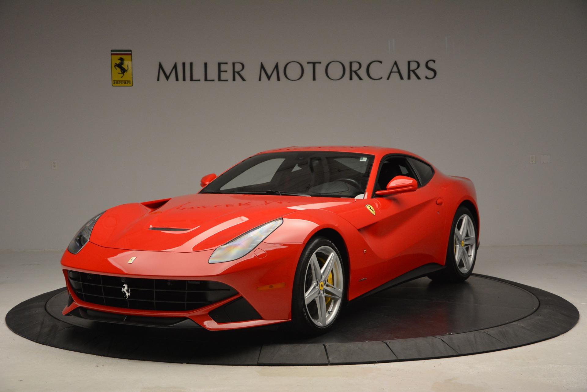 Used 2015 Ferrari F12 Berlinetta  For Sale In Westport, CT 2717_main