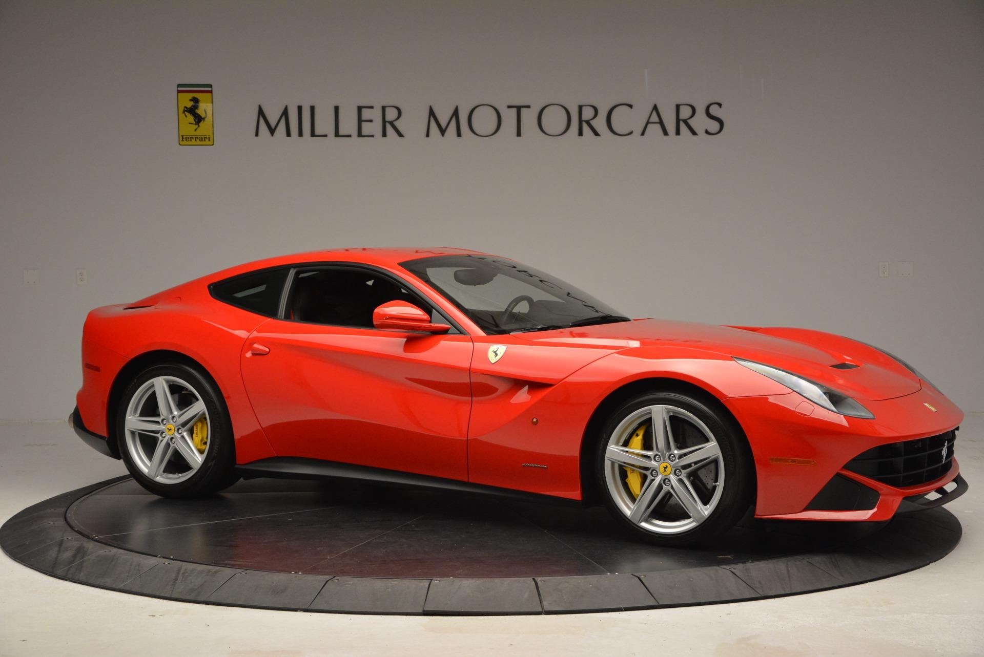 Used 2015 Ferrari F12 Berlinetta  For Sale In Westport, CT 2717_p10