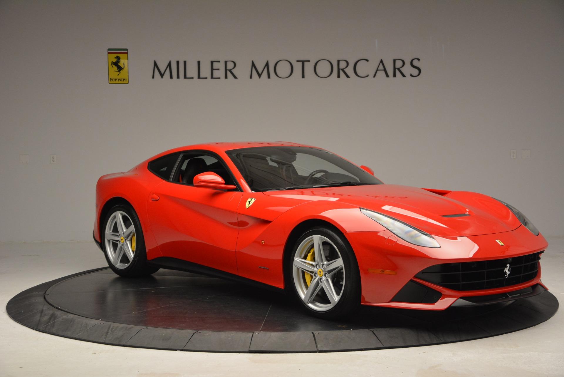 Used 2015 Ferrari F12 Berlinetta  For Sale In Westport, CT 2717_p11